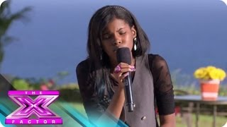 Are You With Diamond White? - THE X FACTOR USA 2012