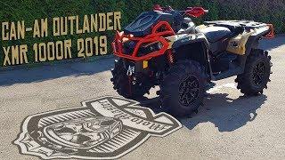 6. Can-Am Outlander XMR 1000 R 2019 GOLD Bombardier MotoMaster