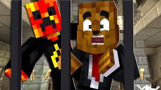 I Was BANNED In Galactic Prisons - Minecraft Cosmic Prisons Jail Break #1 | JeromeASF