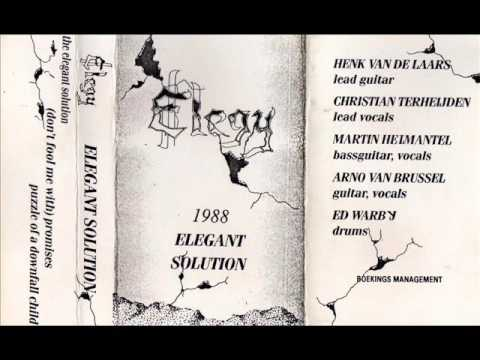 ELEGY -Puzzle Of A Downfall Child