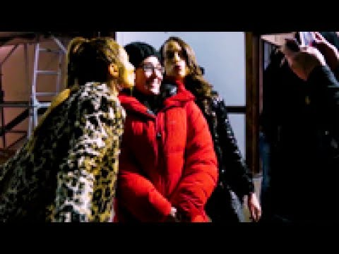 Wynonna Earp ✪ Shed Your Skin l [Behind The Scenes S2, Ep2]