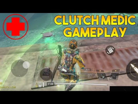 Clutch medic gameplay | This team doesn't stop chasing me