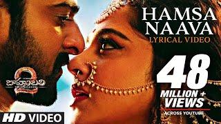 Video Hamsa Naava Full Song With Lyrics - Baahubali 2 Songs | Prabhas, Anushka, MM Keeravani MP3, 3GP, MP4, WEBM, AVI, FLV Agustus 2017