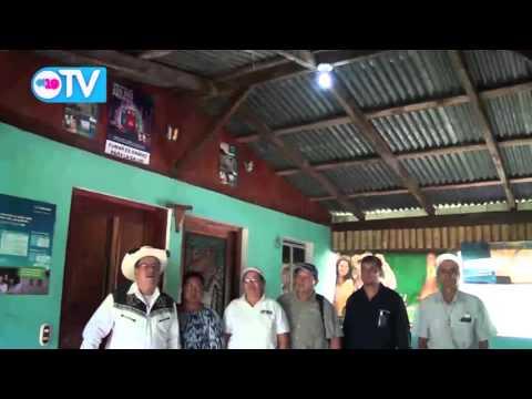 Más comunidades de San Miguelito iluminadas