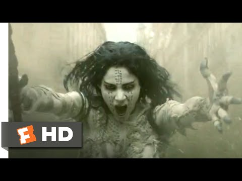 The Mummy (2017) - The Mummy Escapes Scene (7/10) | Movieclips