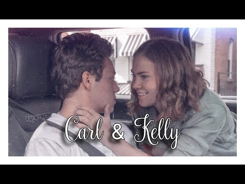 Carl & Kelly || when the party's over