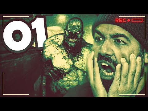 Outlast - Part 1 - THIS GAME SHOULD BE ILLEGAL