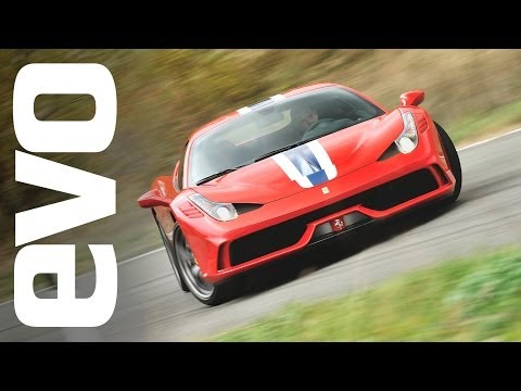 Ferrari 458 Speciale | evo REVIEW