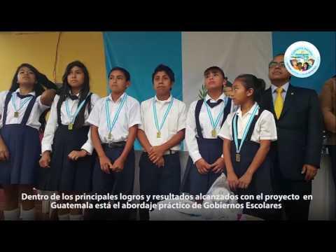 Gobiernos Escolares