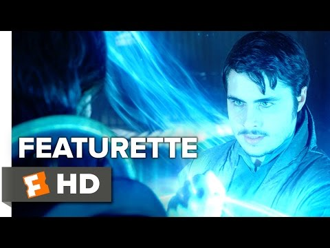 Warcraft Featurette - Khadgar (2016) -  Ben Schnetzer, Dominic Cooper Movie HD