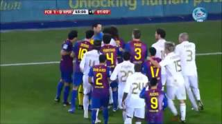 Video El Clasico -  Real Madrid vs. Barcelona // Most Heated Moments { Fights, Brawls, Fouls } MP3, 3GP, MP4, WEBM, AVI, FLV Februari 2018