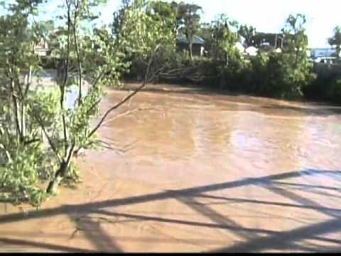 May 2010 - Barren River Flooded - Bowling Green, KY