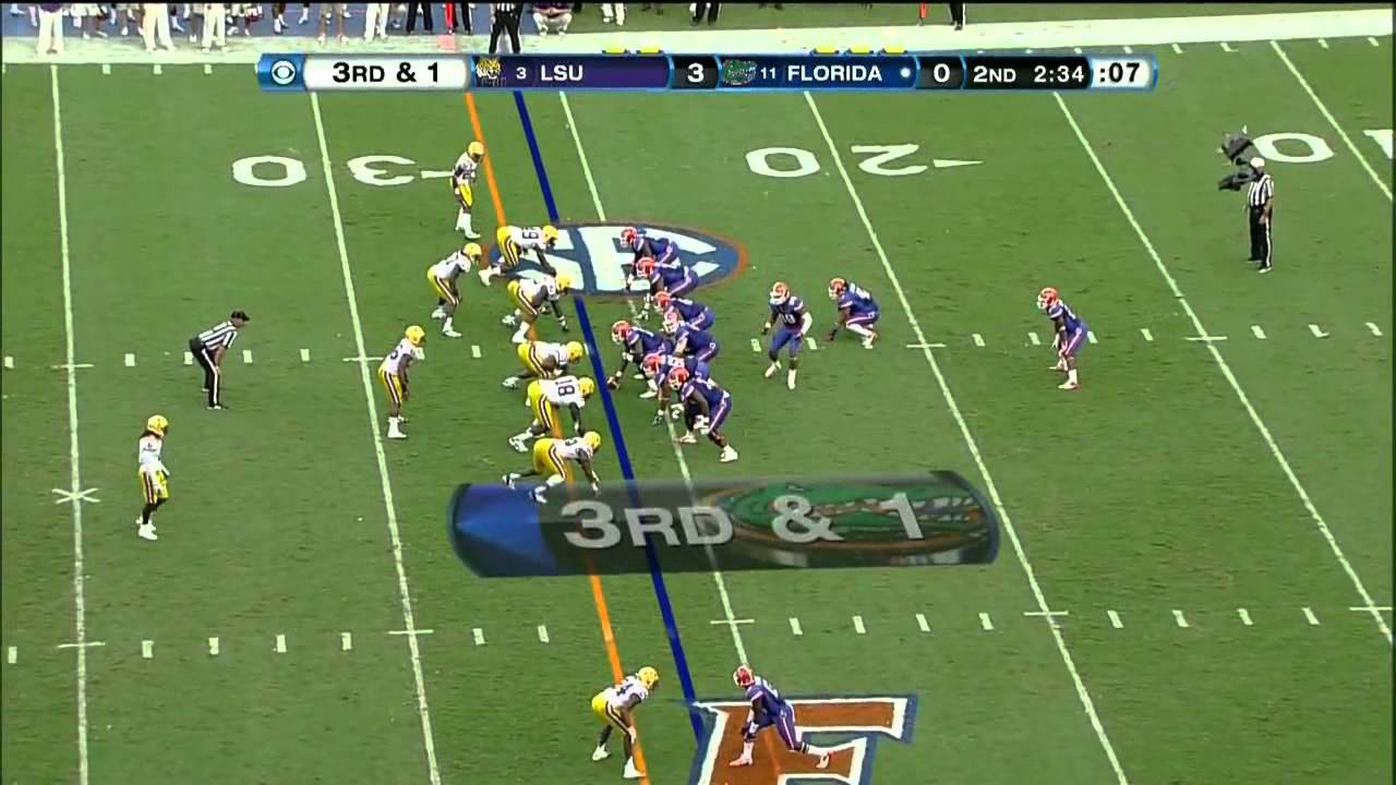 Kevin Minter vs Florida (2012)