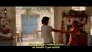 "Mamma Mia! 2 _ ""The name of the game"" + Lyrics HD"