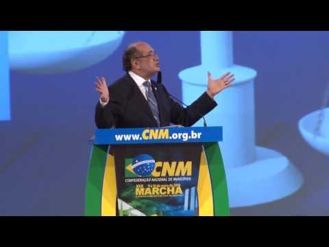 Judicialização: debate da Marcha tem participação de Gilmar Mendes