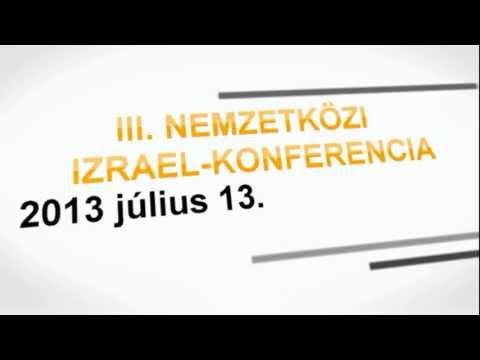 III Izraeli Konferencia, Budapest