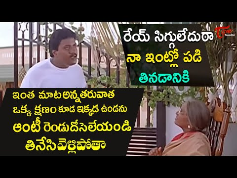 Sunil Best Comedy Scenes | Telugu Movie Comedy Scenes | TeluguOne