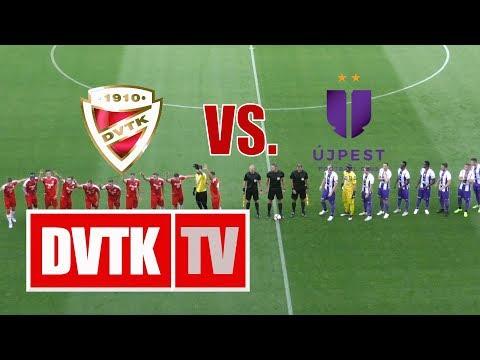 2019. július 19. | DVTK - Újpest 0-3