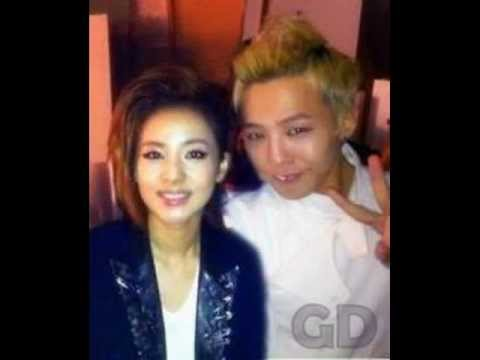 G dragon ♥ Dara Park – Just Hold On DaraGon