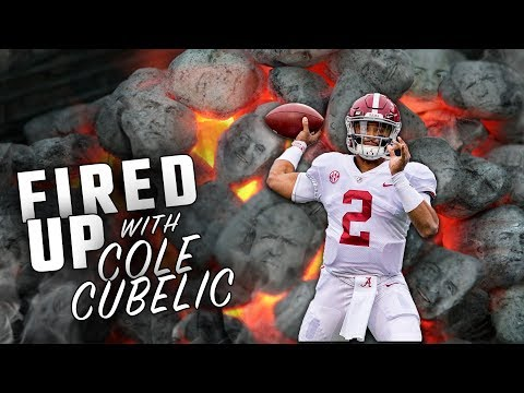 Fired Up with Cole Cubelic: Alabama's loss to Auburn