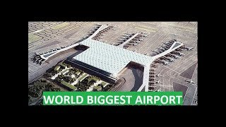 Video Turkey Builds World's Largest Airport - Istanbul New Airport Opens in 2018 -  200 Million Passengers MP3, 3GP, MP4, WEBM, AVI, FLV April 2019