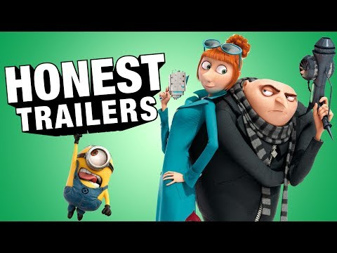 An Honest Trailer for Despicable Me 1 and 2