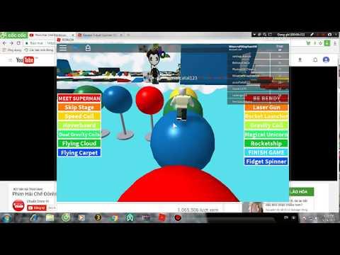 Roblox:Escape Fidget Spinner Obby!mine147 Craft