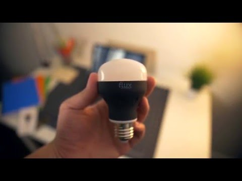 Flux Smart Bluetooth LED Light bulb Installation, How to Guide