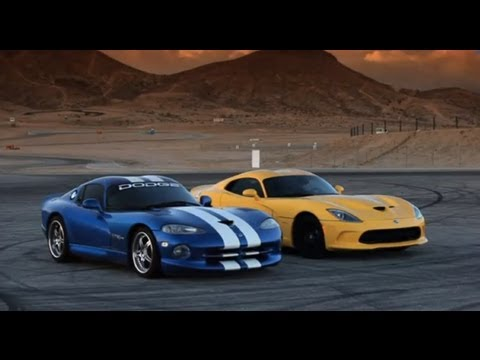 srt - Contributing editor Basem Wasef takes to the racetrack to see how the 2013 SRT Viper GTS compares to a heavily modified 1997 Dodge Viper GTS on another episo...