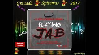 Video Lil Natty & Thunda ft Lavaman - Playing Jab ( Playing Bad) (Grenada Soca  2017) MP3, 3GP, MP4, WEBM, AVI, FLV Oktober 2018