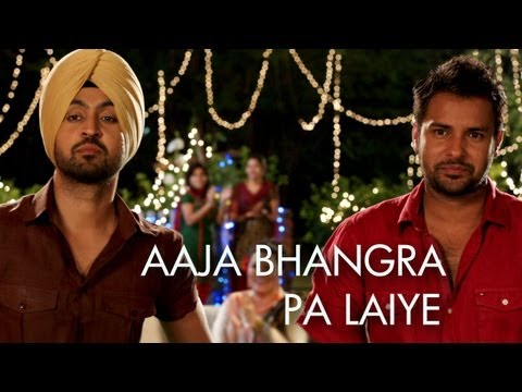 GILL - Aaja Bhangra Pa Laiye - A fun filled punjabi dance track from