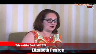 Flairbar.com Show with Elizabeth Pearce @ Tales of the Cocktail 2015!