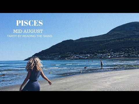 SOMEONE IS SMITTEN PISCES 👀💋❤️PISCES❤️ Mid Month August 14th -August 31st