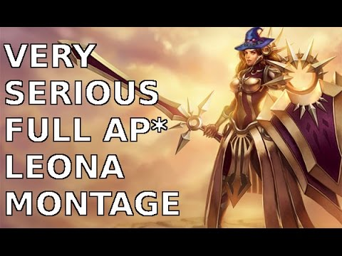 非常認真 全AP雷歐娜