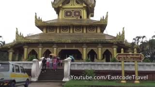 Bago Myanmar  city pictures gallery : king Bayinnaung Kanbawzathadi palace Bago Myanmar