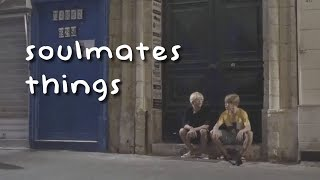 Video soulmates things | vmin pt.2 download in MP3, 3GP, MP4, WEBM, AVI, FLV January 2017