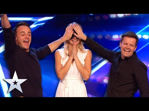 Incredible PSYCHIC gets into the Judges' MINDS! | Britain's Got Talent