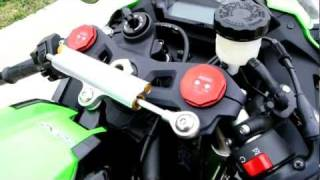 6. Overview and review: 2012 Kawasaki ZX10R Ninja Lime Green
