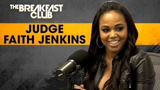 Video Judge Faith Jenkins On Syndicated Court TV, Fair Representation For Heinous Crimes  + More MP3, 3GP, MP4, WEBM, AVI, FLV September 2018
