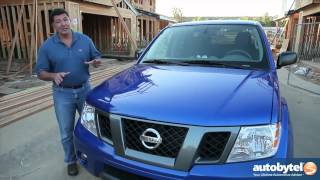 2012 Nissan Frontier Test Drive&Truck Video Review