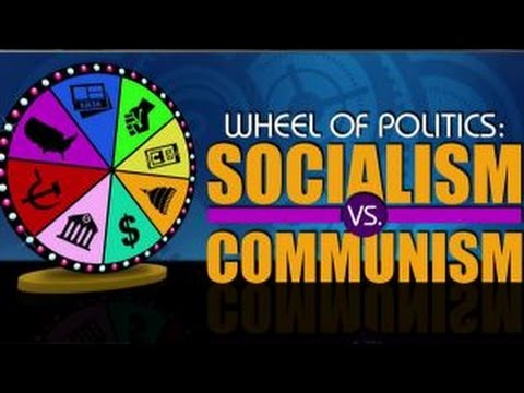 Breaking down the differences between socialism, communism