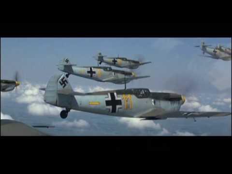 Aviones de Cine: Me-Bf-109  1ª