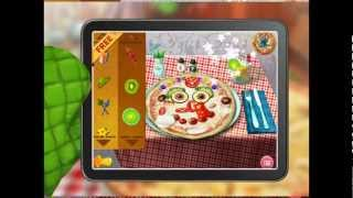 Pizza Maker Crazy Chef Game YouTube video