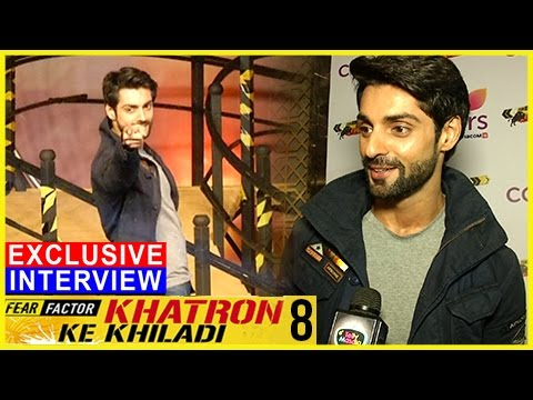 Karan Wahi EXCLUSIVE INTERVIEW | Khatron Ke Khilad