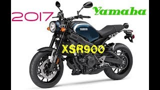 4. LOOK! 2017 Yamaha XSR900 Specifications