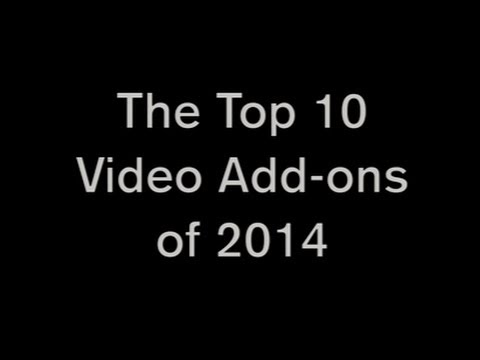 Addons - This is the top 10 video add-ons of 2014. If you want to add them to your XBMC just follow the links below. ==================================== *CLICK THE L...