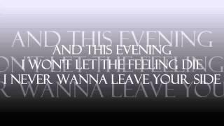 John Legend - You & I (Nobody in the world) Lyrics On Screen