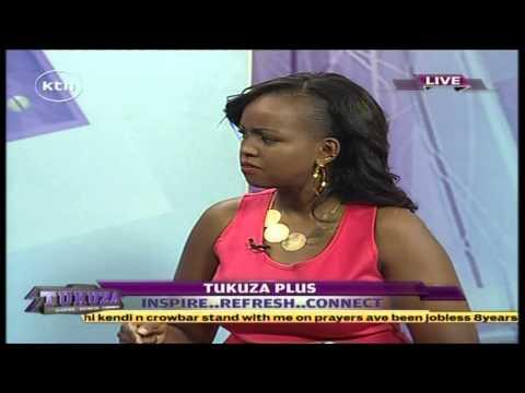 Tukuza Plus Motivational interview : Philis Mwangi on how to make money part1