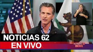 Mano dura en California – Noticias 62 - Thumbnail