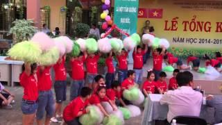 Tan Son Nhi Vietnam  City new picture : Đội múa thiếu nhi trường Tiểu Học Tân Sơn Nhì
